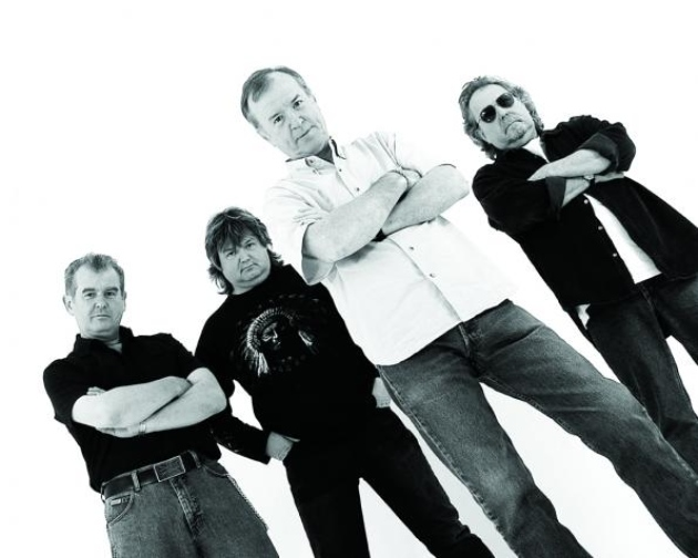 Picture of The Animals as they were in 2013